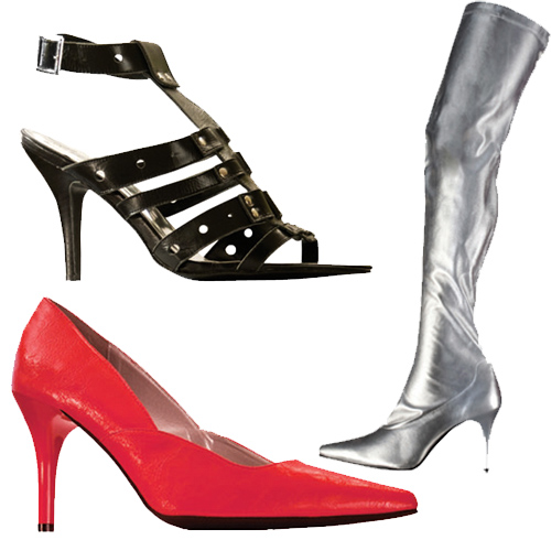 Professional Drag Queen Shoes