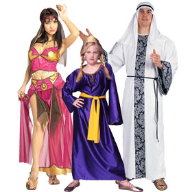 Purim Costumes