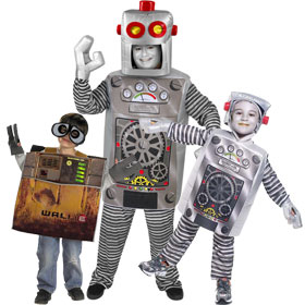 Robot Costumes
