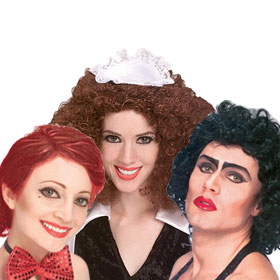 Rocky Horror Picture Show Wigs