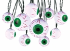 S/10 Clear Eyeballs Light Strings