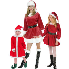 Santa's Helper Costumes