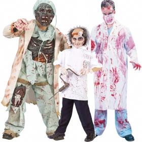 Scary Doctor Costumes