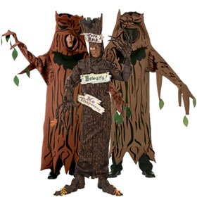 Scary Tree Costumes