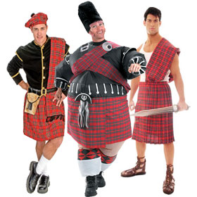 Scottish Costumes