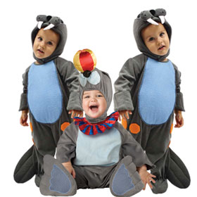 Seal Costumes