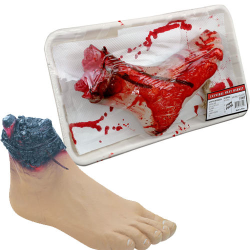 Severed Foot Props
