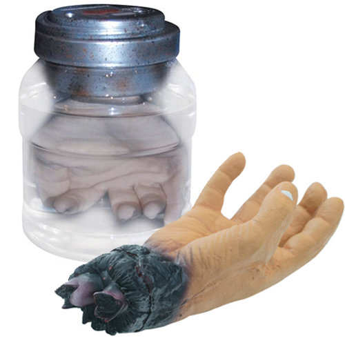 Severed Hand Props