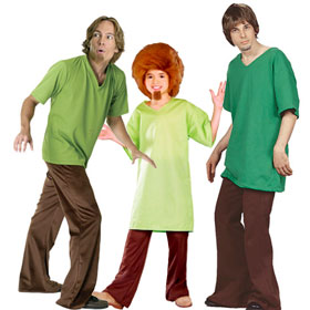 Shaggy Costumes