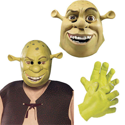 Shrek Costume Accessories