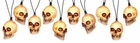 Skulls Musical Light Strings