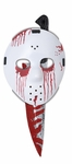 Slasher Hockey Mask & Knife