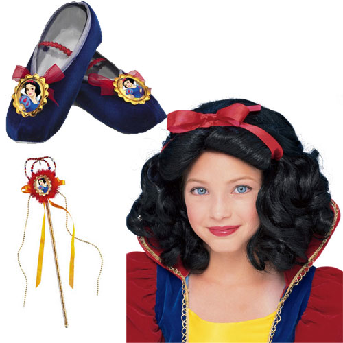 Snow White Costume Accessories
