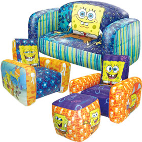 Spongebob Squarepants Inflatable Furniture