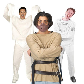 Straight Jacket Costumes