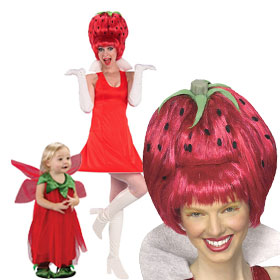 Strawberry Costumes
