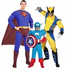 Superhero & Villain Costumes