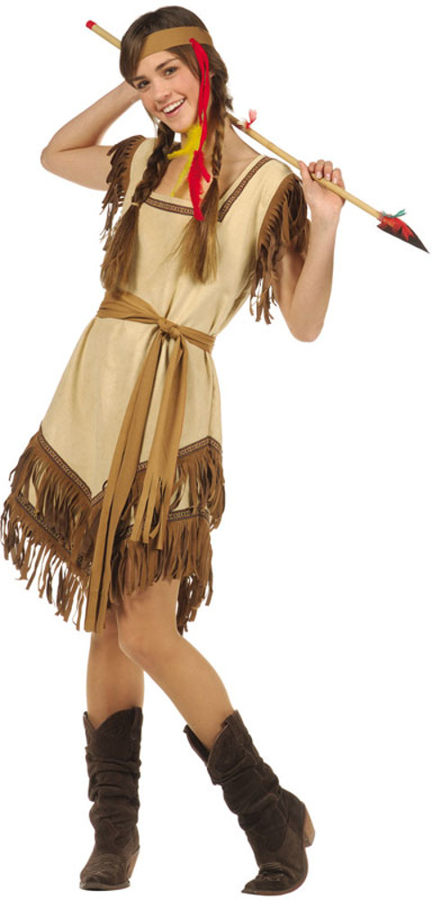 Teen Indian Princess Costume