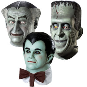 The Munsters Masks