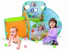 Tiny Wonders Deluxe Baby Fun Zone