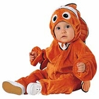 Toddler 3T Nemo Costume