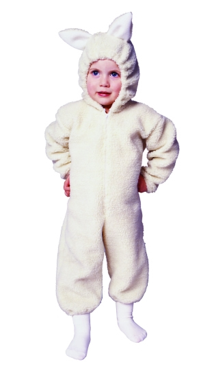Toddler Ba Ba Lamb Costume