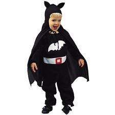 Toddler Bat Boy Pajama Costume