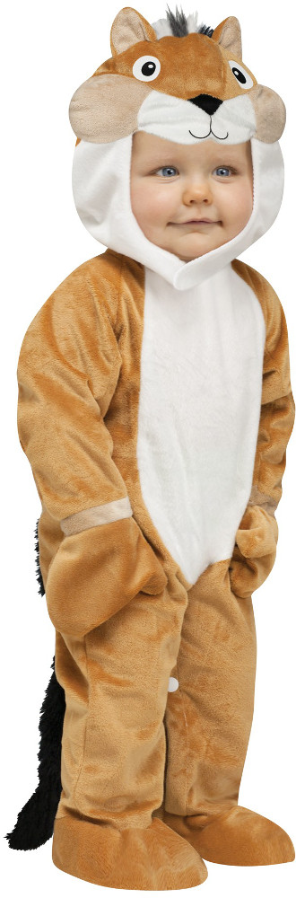 Toddler Chipper Chipmunk Costume