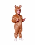 Toddler Cute Bear Pajama Costume