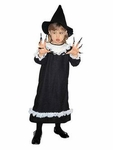 Toddler Cute Witch Pajama Costume