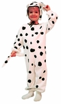 Toddler Dalmatian Pajama Costume