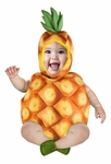 Toddler Deluxe Pineapple Costume