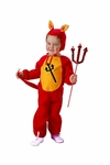 Toddler Lil Demon Pajama Costume