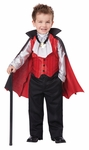 Toddlers Dapper Vampire Costume