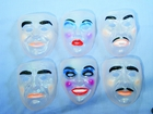 Transparent Mask - Series B
