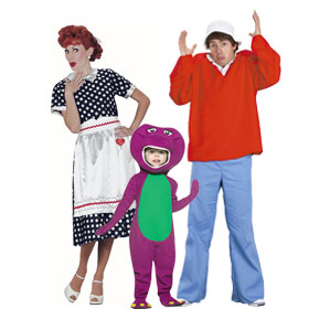 TV Character Costumes