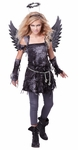 Tweens Spooky Angel Costume