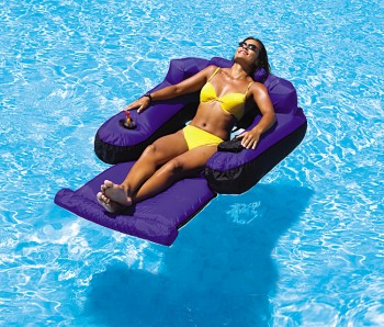 Ultimate Floating Nylon Pool Lounger