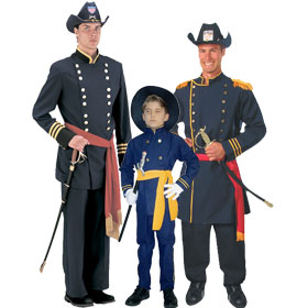 Union Soldier Costumes