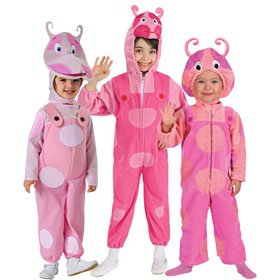 Uniqua Costumes