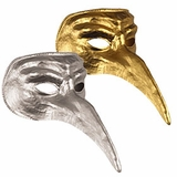 Venetian Bird Masks
