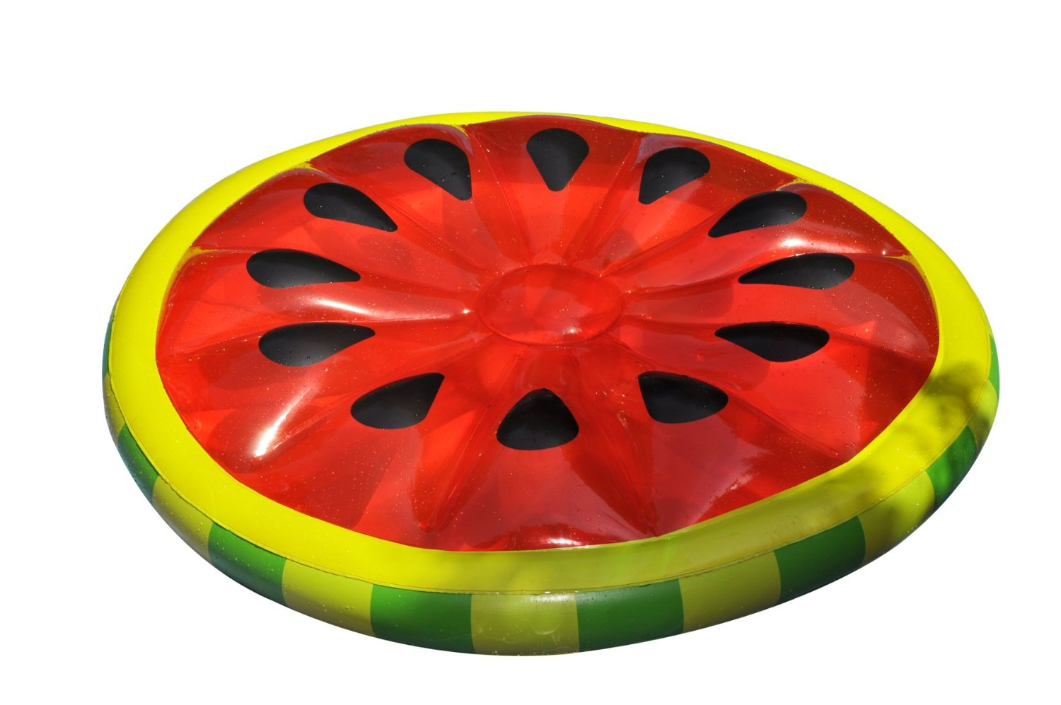Watermelon Slice Island Lounger