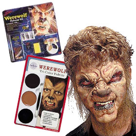 Werewolf Make Up Kits