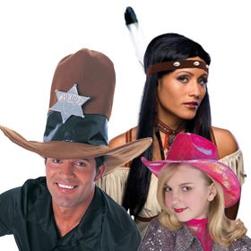 Western Costume Accessories