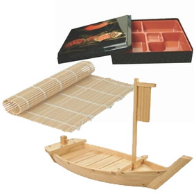 Wholesale Sushi Bar Supplies & Equipment