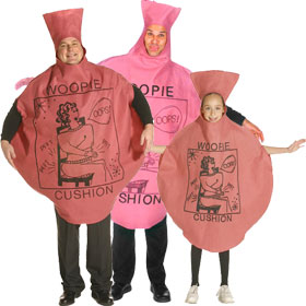 Whoopie Cushion Costumes