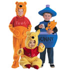 Winnie the Pooh Costumes