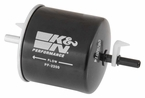 1983-2007 Fuel Filter 1.6 L 4 cyl Sold Individually K&N #PF-2200