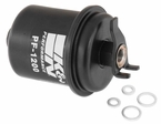 1990-2008 Fuel Filter 1.8 L 4 cyl Sold Individually K&N #PF-1200