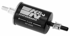1991-2005 Fuel Filter 4.9 L 8 cyl Sold Individually K&N #PF-2400